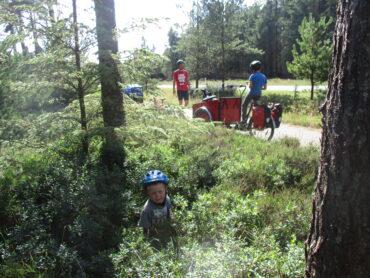 aktiv ferie med børn